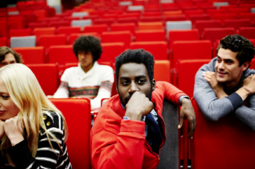 middlesex university students